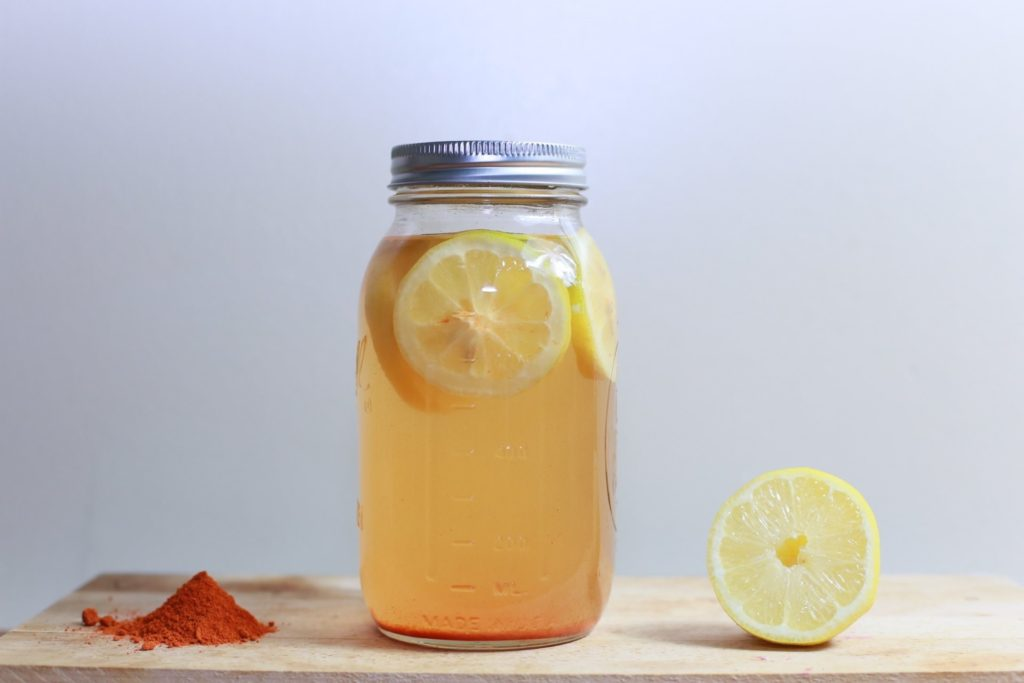 master cleanse in a jar
